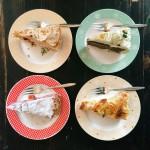 »Meine Torte schmeckt nach Marzipan!« – Ein Sonntag mit Familie