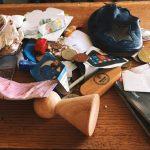 Über eine Papier-Krise, gefährliche Taschen, mineralische Sonnencreme, benutzte Pömpel und schlaflos-Peer-Superdad