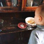 Über Apfelstücke, Rucksack-Eltern und Durst im Keller